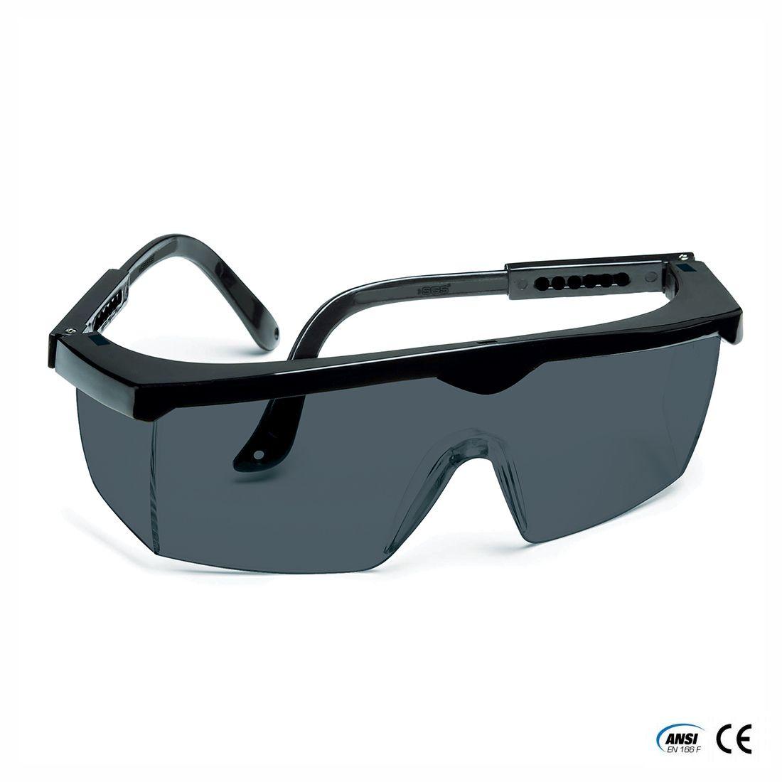 SGS Füme Oksijen Kaynak Gözlüğü